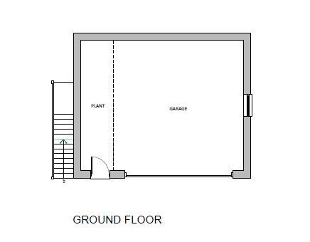 Garage ground floor